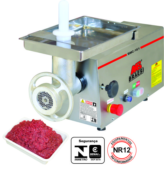 Picador de Carne BMC 10/1 – Braes